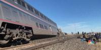 Montana rail line reopens after deadly Amtrak derailment