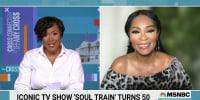 "Iconic TV show ""Soul Train"" turns 50"