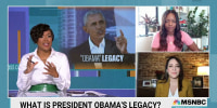 What is President Obama's legacy?