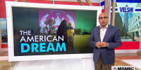 Velshi: Making the American dream attainable for Afghan Refugees