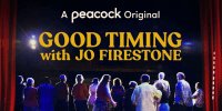 Comedian Jo Firestone's 'Good Timing' puts seniors center stage