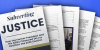 Reporters detail shocking new findings about Trump's efforts to undermine election