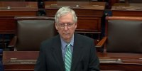 McConnell criticized by some Republicans for voting to raise debt ceiling