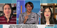 Native American Voting Rights Act seeks to thwart suppression efforts