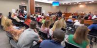 Florida schools ease mask mandates as cases drop