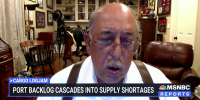 Lt. Gen. Honore on cargo ship backlog: 'We can fix this, this is not impossible'