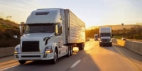 Truck driver shortage fuels supply chain issues