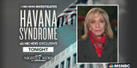 Exclusive interview: Original victims of the Havana Syndrome speak publicly for the first time