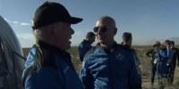 William Shatner and Blue Origin Crew complete successful space flight