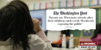 Wisconsin parents sue schools for lax Covid policies