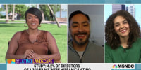 Hispanics and Latinos left off the silver screen, Tiffany asks, 'Donde esta mi gente?'