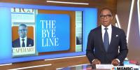 The Bye Line: Jonathan Capehart calls out Tucker Carlson's homophobia