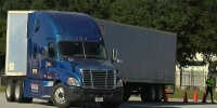 Strained supply chain attracts more diverse truck drivers