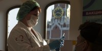 Russia goes into Covid lockdown as new cases surge