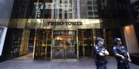 Image:  Trump Tower on Fifth Avenue in New York City