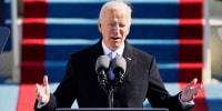 Image: Joe Biden Sworn In As 46th President Of The United States At U.S. Capitol Inauguration Ceremony
