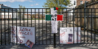 Image: Chicago Reacts To Video Of Police Shooting That Killed 13 Year Old Adam Toledo