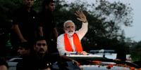 Image: Prime Minister Naredra Modi