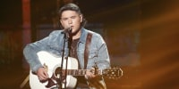 "Image: Caleb Kennedy, ABC's ""American Idol\"" - Season Four"