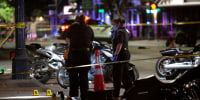 Image: Shooting in the Sixth Street Entertainment District area of Austin