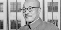 Image: Hideki Tojo, who was Japanese prime minister at the time of the bombing of Pearl Harbor