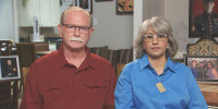"""Joey and Paula Reed, the parents of Trevor Reed, appear on NBC's \""""TODAY\"""" show on June 14, 2021."""