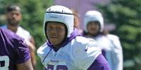NFL: JUN 16 Vikings Minicamp