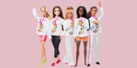The Barbie Olympic Games Tokyo collection.