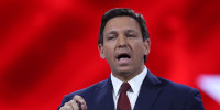 Im,age: Ron DeSantis, American Conservative Union Holds Annual Conference In Florida