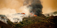 Image: KNP Complex Fire