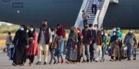 Image: Afghanistan refugees