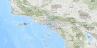 A 3.6-magnitude earthquake struck near Los Angeles on Oct. 24, 2021.