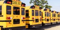 Stop Sigh On School Bus