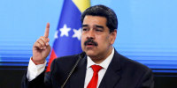 Venezuelan President Nicolas Maduro speaks in Caracas on Dec. 8, 2020.