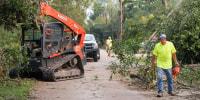 Image: Hurricane Ida Makes Landfall In Louisiana Leaving Devastation In Its Wake