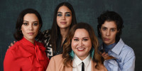 Tanya Saracho,Mishel Prada,Melissa Barrera,Robert Colindrez
