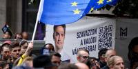 HUNGARY-POLITICS-OPPOSITION-PRIMARIES-VOTE