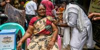 TOPSHOT-INDIA-HEALTH-VIRUS-VACCINE