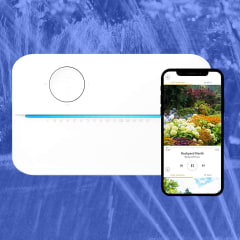 See the best smart sprinkler controllers in 2021 for your lawn. Shop affordable smart sprinklers, Rachio smart sprinkler systems, Orbit smart sprinklers and more.