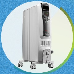 Illustration of the De'Longhi DeLonghi Full Room Radiant Heater
