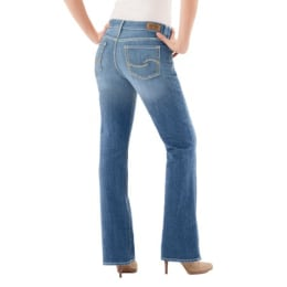 fc42aa8a Signature by Levi Strauss & Co. Modern Bootcut Jeans.