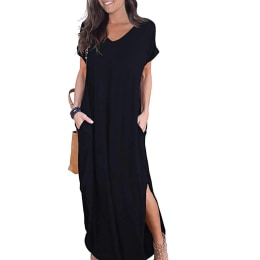 We tried the $24 maxi dress that's taking over Amazon