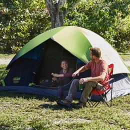 separation shoes d3fce 916f8 Coleman 4 person tent review