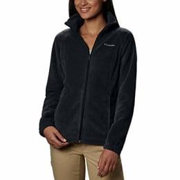Columbia's Benton Springs Fleece is a great transition jacket