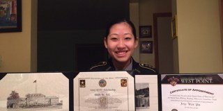 Giving back why one asian american woman is headed to west point giving back why one asian american woman is headed to west point sciox Gallery