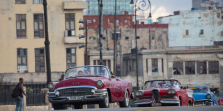 Voices Cubas Vintage Cars Are Cool But Not Their Exhaust - Cool cars vintage
