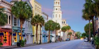 Image::Image: Charleston south Carolina Getty Images stock