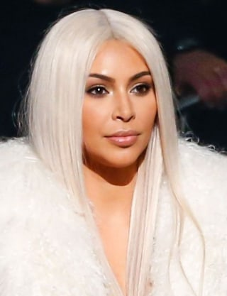 Kim kardashian new hair revealed on snapchat mandatory credit photo by david x pruttingbfarexshutterstock 5586018bq kim kardashian yeezy show runway fall winter 2016 new york fashion week pmusecretfo Choice Image