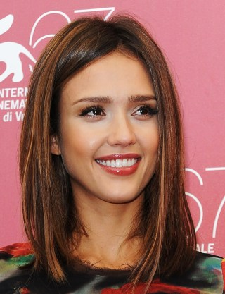 Jessica albas hairstyles hair evolution pascal le segretain getty images urmus Images