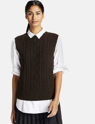 Turtleneck sweaters, cardigans, sweater vests and more to buy now